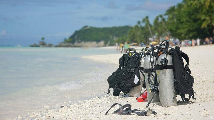 Beach Dive Scuba Diving Phuket Kata Best Aussie Divers
