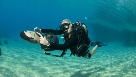 DVP Scuba Diving Phuket Thailand PADI Specialty Course