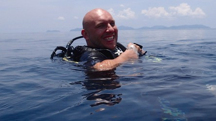 Happy Diver Phuket Scuba Padi Day Trip