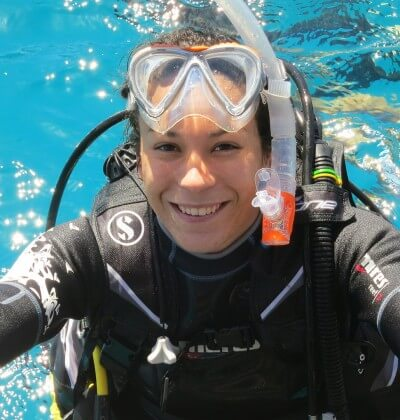 Rose Happy Diver Padi Open Water Course Racha Noi Scuba Diving Phuket
