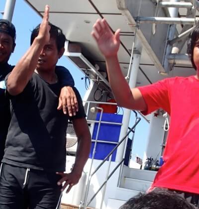 White Manta Similan Islands Scuba Diving Liveaboard Phuket Thailand