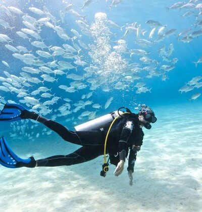 Scuba Diving Phuket Thailand with Aussie Divers