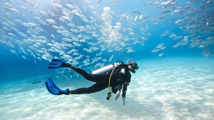 Scuba Diving Phuket Thailand with Aussie Divers