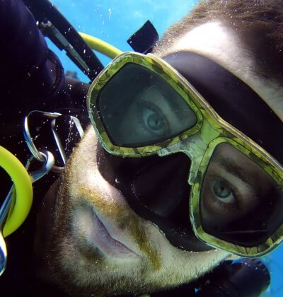 Simon Ilett Aussie Divers Phuket Scuba Diving Padi Instructor