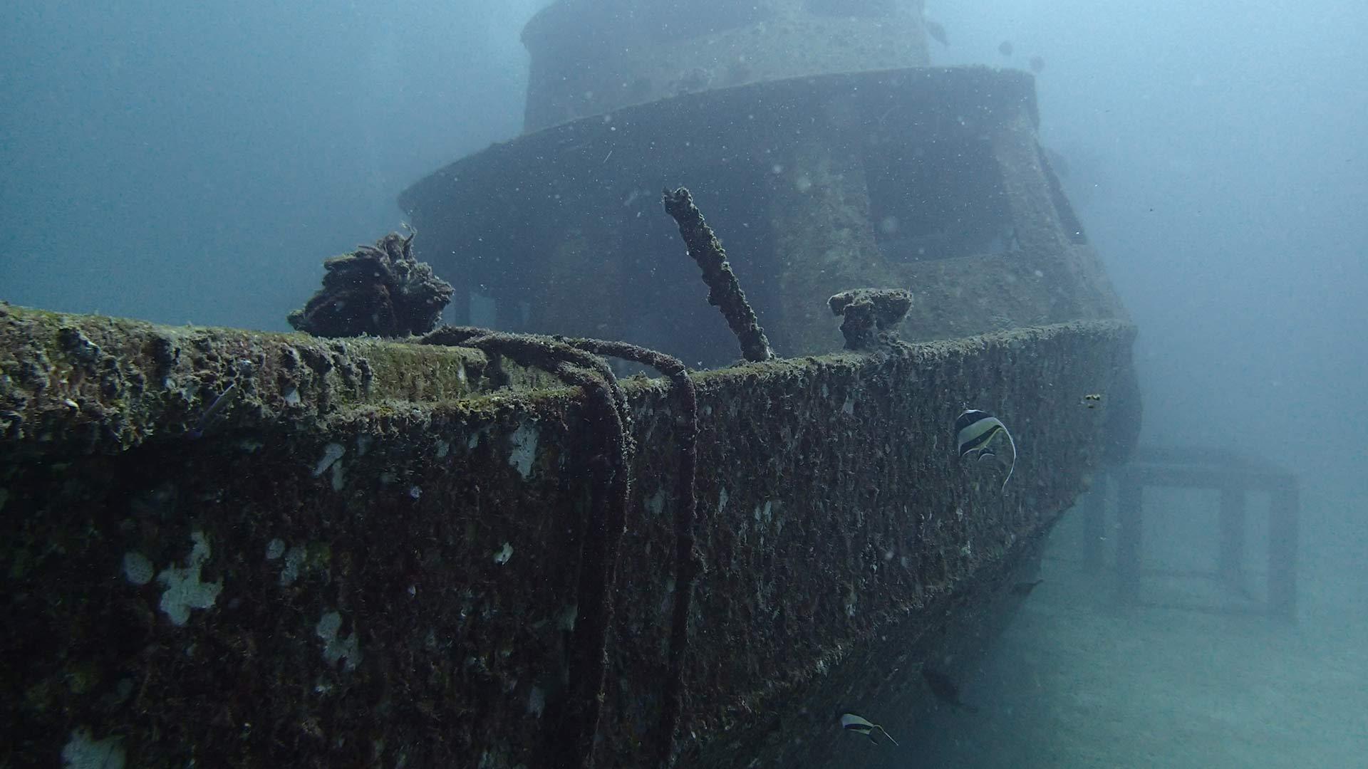 Racha Yai Wrecks | Aussie Divers Phuket