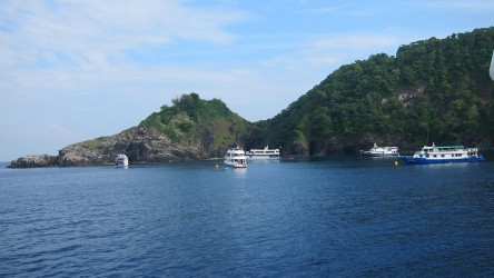 Koh Bon Similan Islands Scuba Diving Phuket Thailand Best