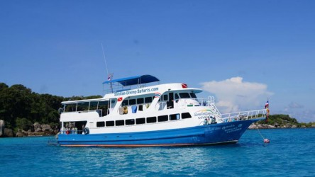 MV Similan Explorer Scuba Diving Liveaboard Phuket