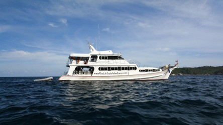 Manta Queen 6 Liveaboard Scuba Diving Phuket Best Similan Islands