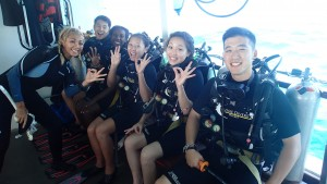 PADI Discover Scuba Diving Best Aussie Divers Phuket