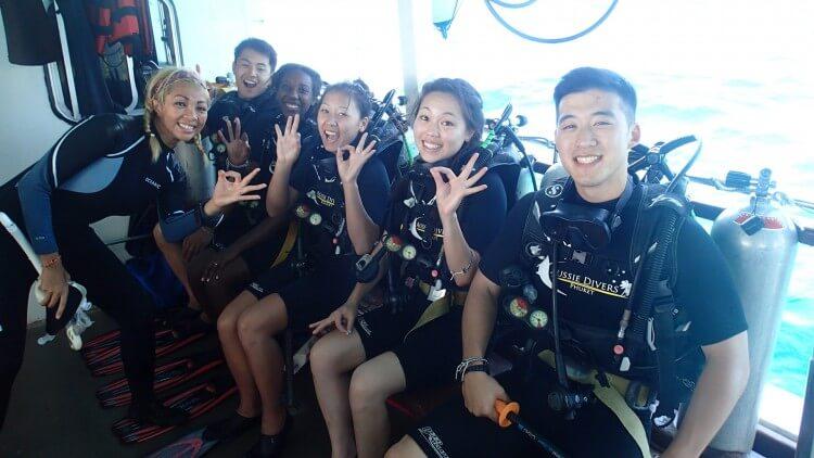 PADI Discover Scuba Diving Best Aussie Divers Phuket
