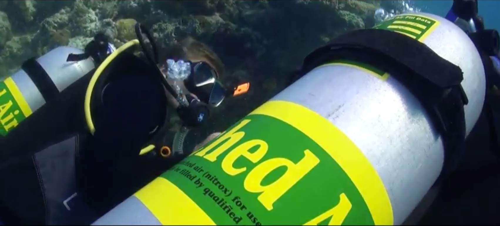 PADI Enriched Air Video