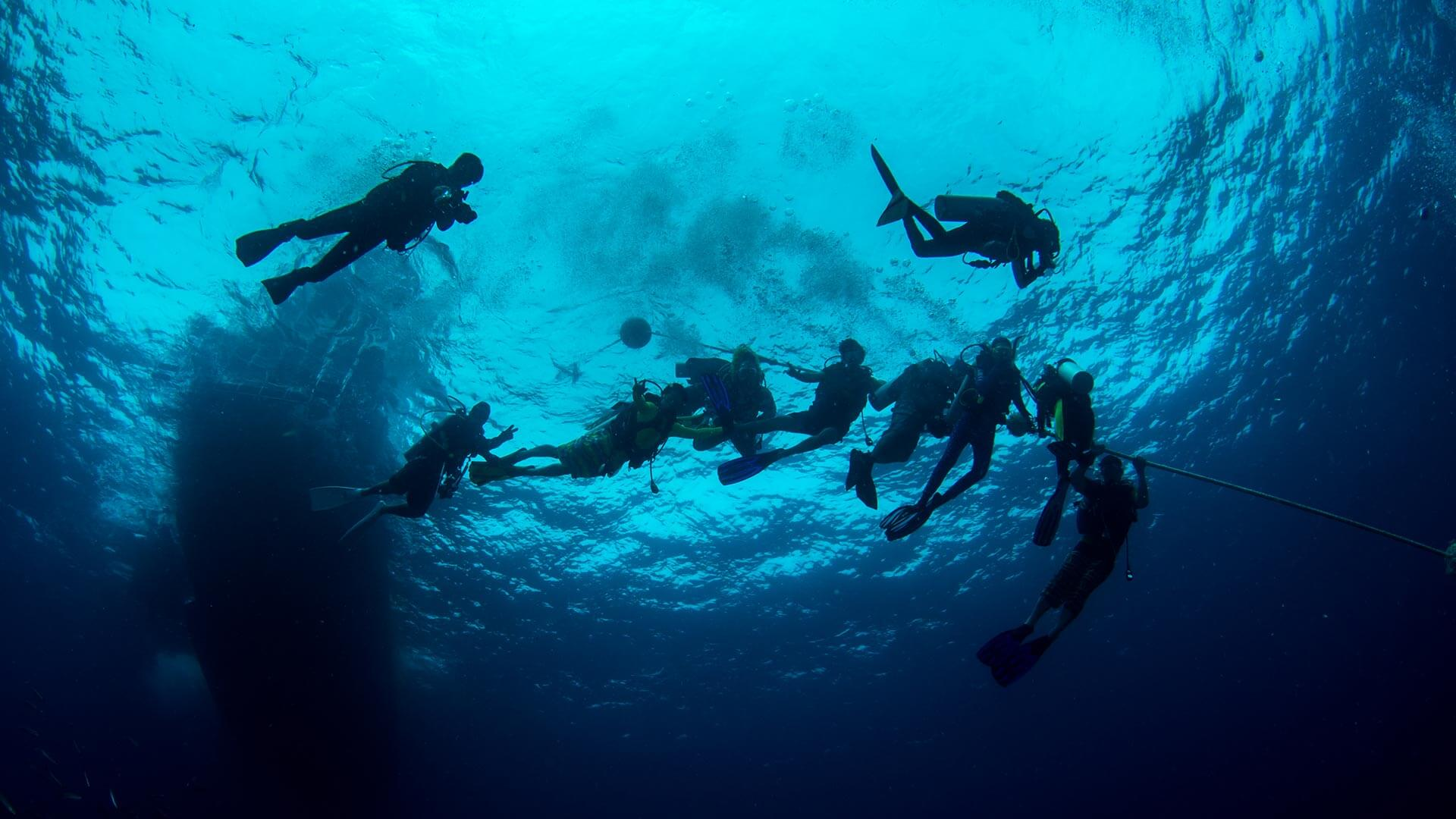 Is Scuba Diving Deep Better?