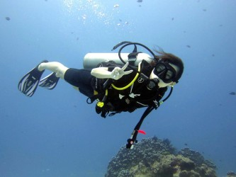 Scuba Diving Padi Open Water Course With Aussie Divers Phuket