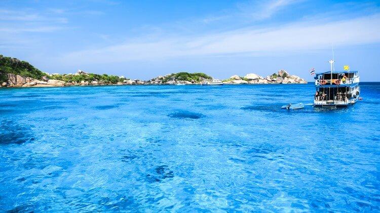 Similan Islands Best Liveaboard Packages Scuba Diving Phuket