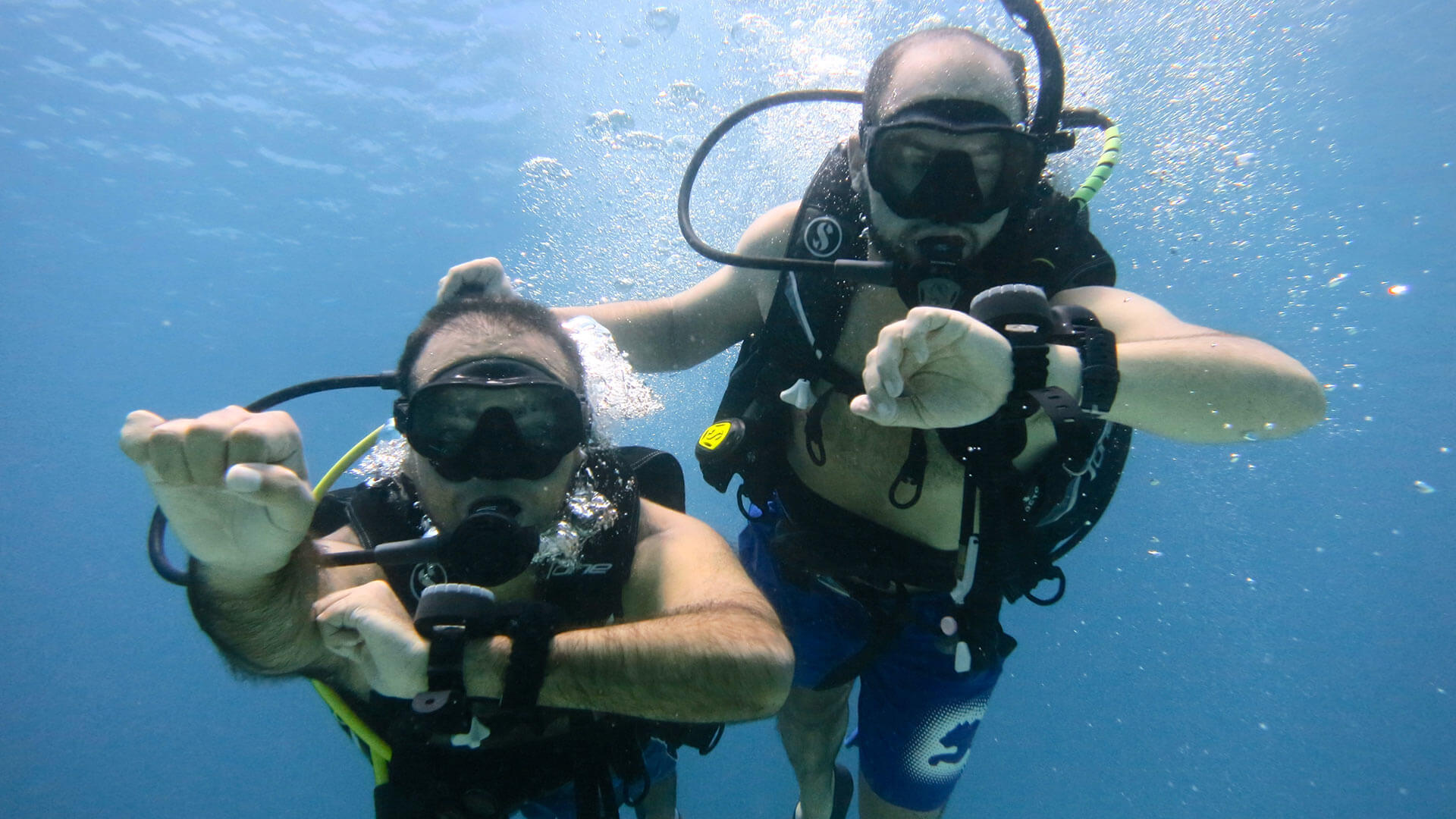 Common Mistakes Newly Certified Divers Make