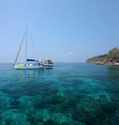 Bay 3 Racha Yai Day Trip Scuba Diving Phuket