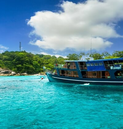Best Scuba Diving Liveaboard Prices Phuket Thailand