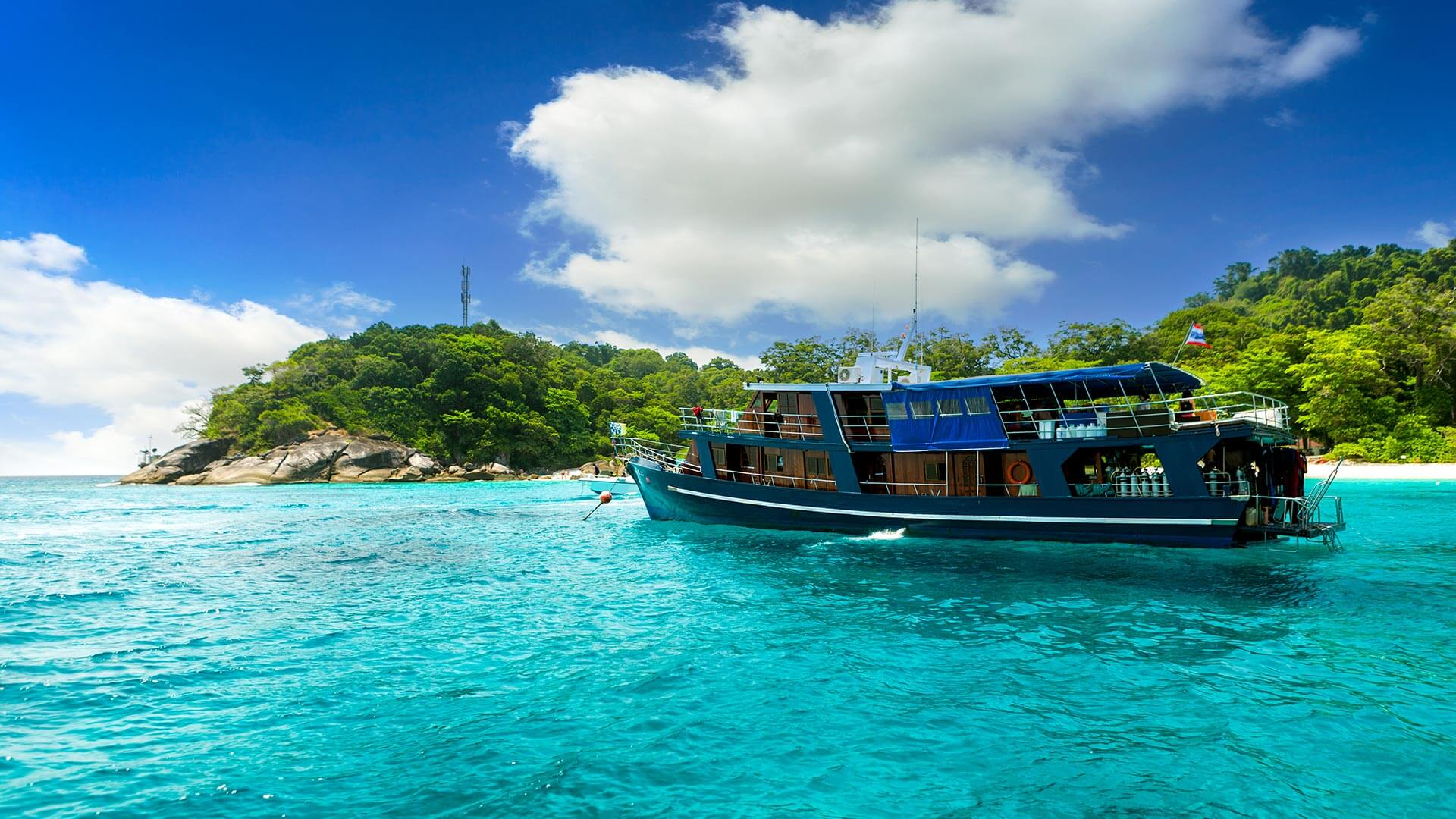 What are the Similan and Surin Island National Park Fees?  Aussie Divers Phuket