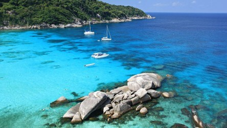 Blue Water Scuba Diving Similan Islands Scuba Diving Best