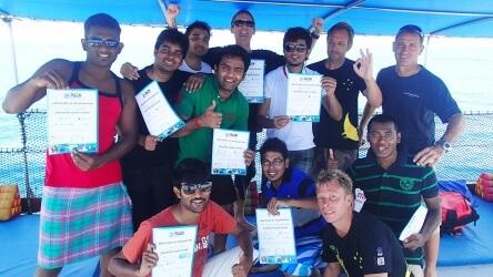 Happy Divers Padi Discover Scuba Diving Racha Yai Phuket Best