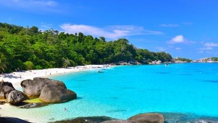 Koh Tachai Best Scuba Diving Liveaboard Thailand Phuket