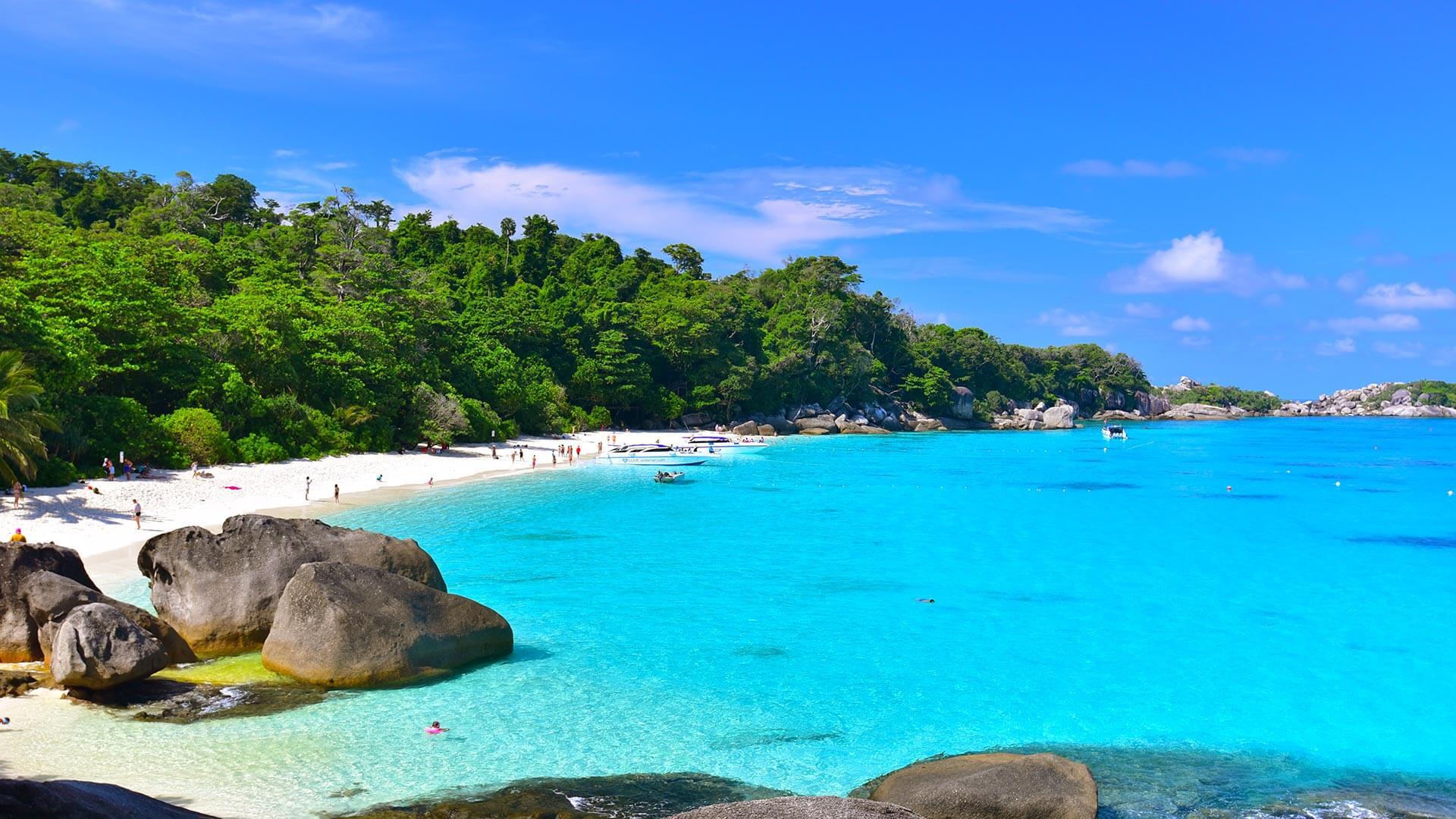 """Vaizdo rezultatas pagal užklausą """"similan island from phuket"""""""