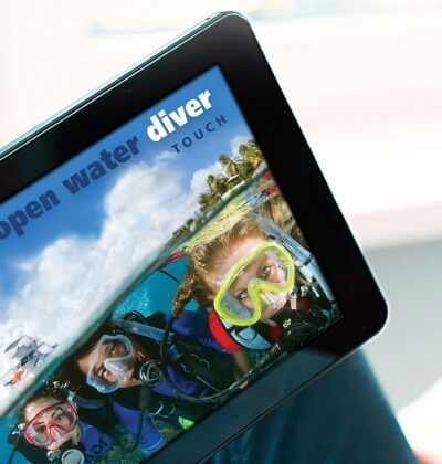 PADI Open Water Touch Scuba Diving Course Aussie Divers Phuket