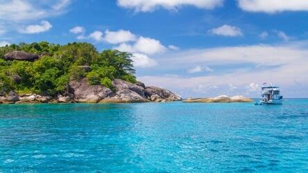 Racha Noi Day Trip Phuket Thailand Aussie Divers