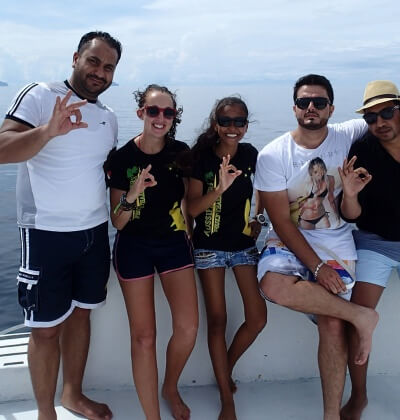 Scuba Diving Day Trip Phi Phi Islands Aussie Divers Phuket Best