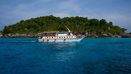 Similan Islands Budget Scuba Diving Liveaboard