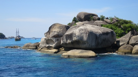 Similan Islands Liveaboard Phuket Scuba Diving Richelieu Rock Best Thailand Island 5