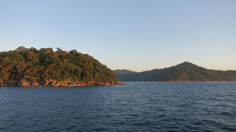 Surin Islands Liveaboard Phuket Scuba Diving Best Thailand Surin Islands