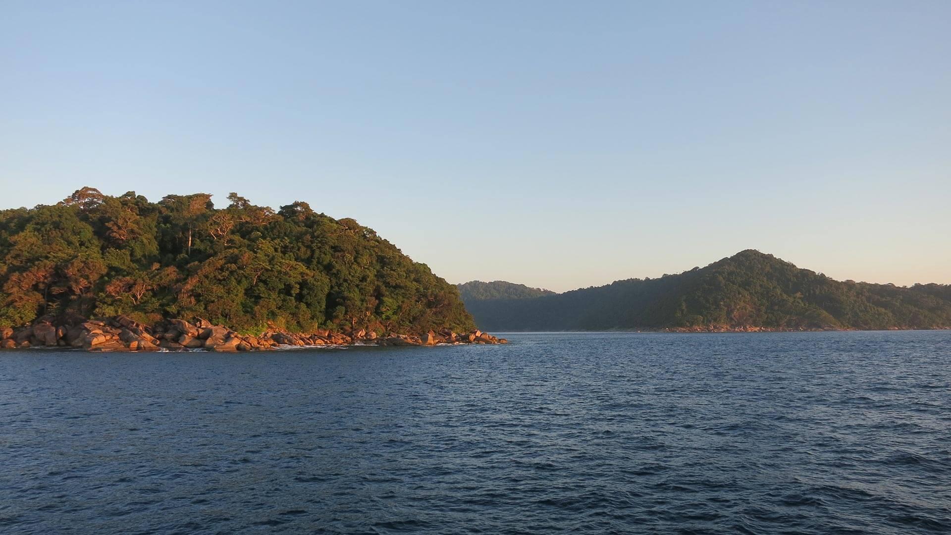 Torolina Reef – Surin Islands
