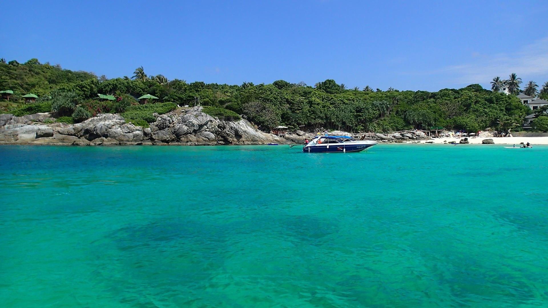 Luxury Speedboat Racha Noi Day Trip