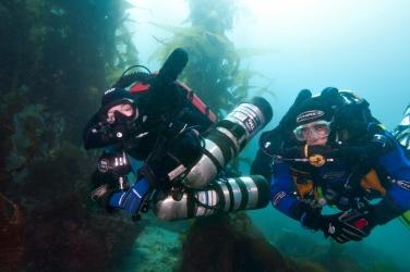 CCR Tec PADI Aussie Divers Phuket Thailand