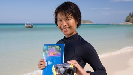 Padi Digital Underwater Photography Course Scuba Diving Phuket