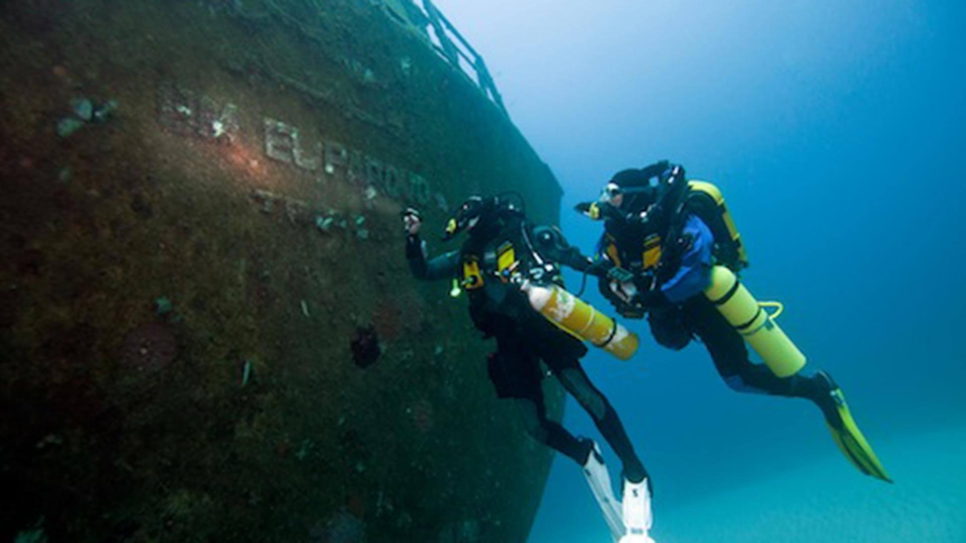 Tri Mix Scuba Diving : Trimix diver aussie divers phuket