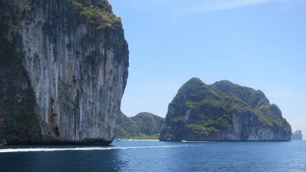 Phi Phi Islands Los Sama Bay Scuba Diving