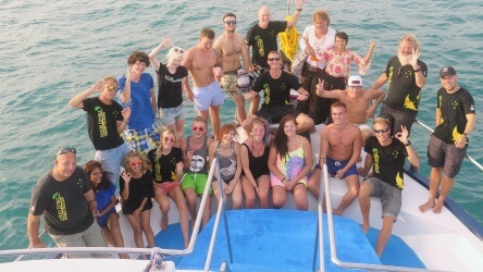 Scuba Diving Beast Aussie Divers Phuket IDC