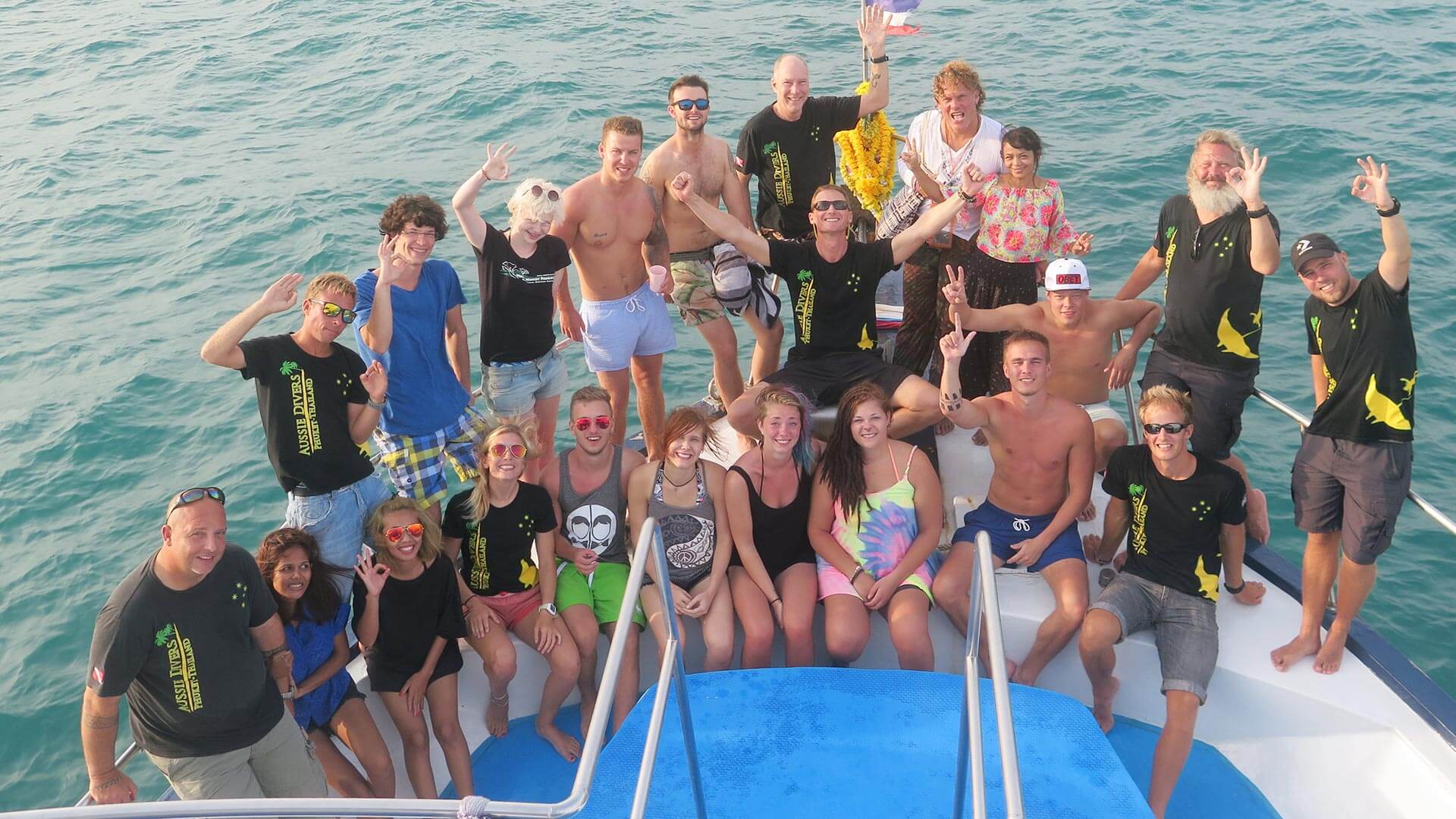 The Aussie Divers Mission