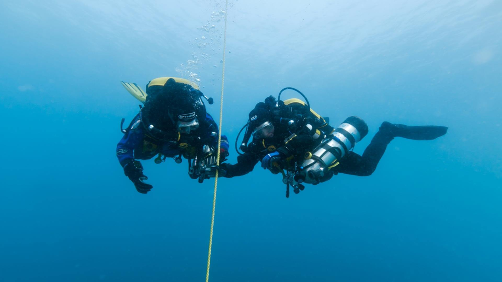 Go Beyond with PADI TecRec | Technical Scuba Diving