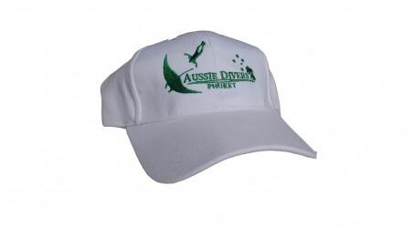 Aussie Divers Phuket Cap White