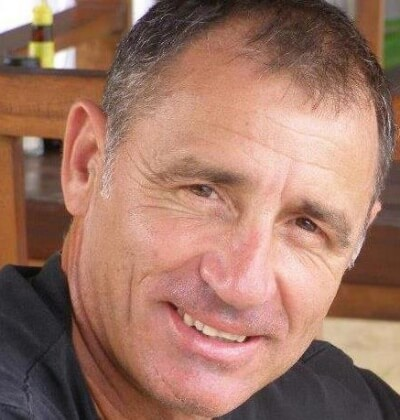 Darren Gaspari PADI Course Director Aussie Divers Phuket