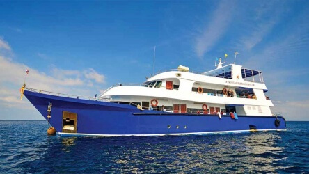 Manta Queen Scuba Diving Liveaboard Adventures Phuket Thailand