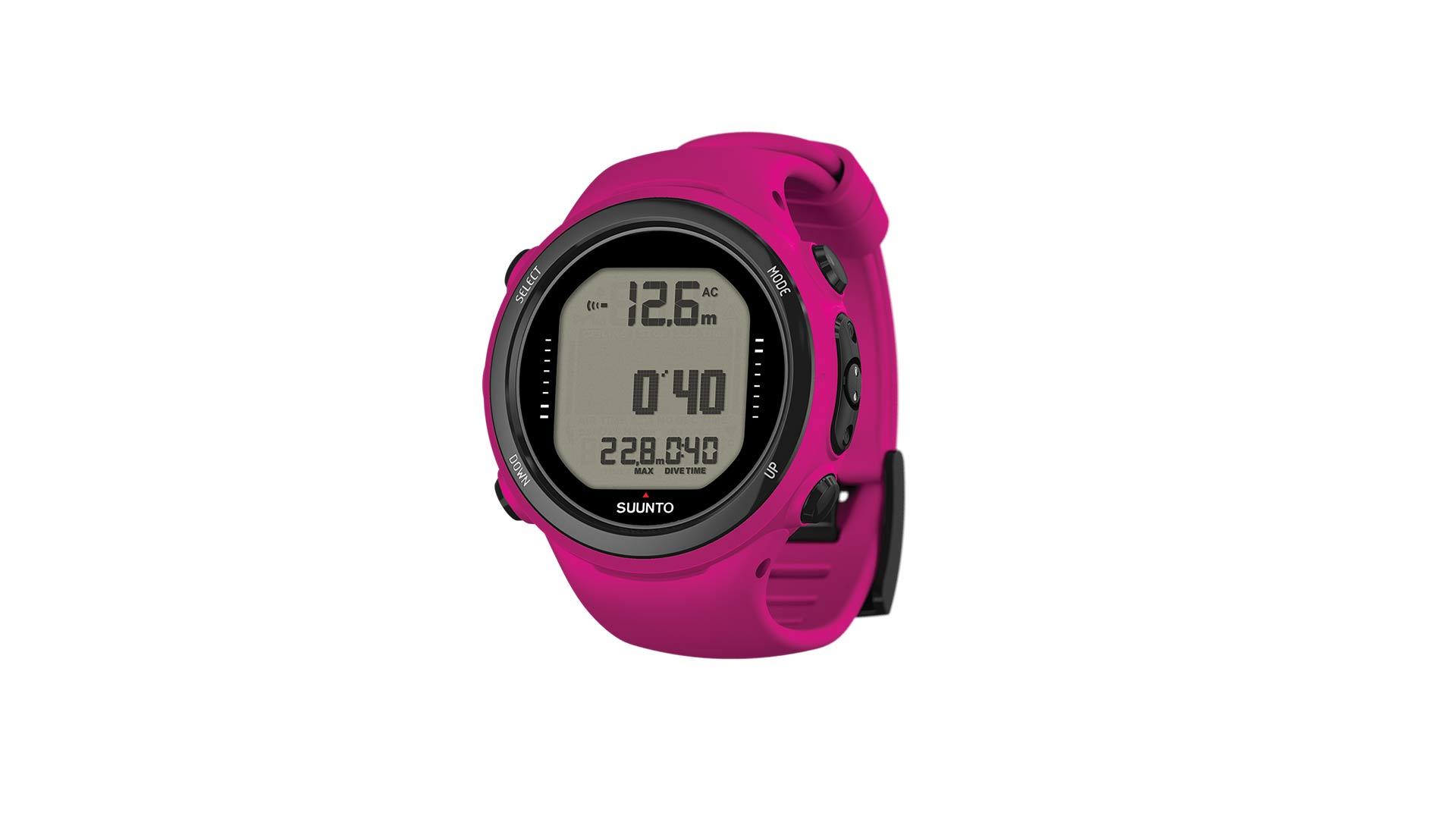 Suunto D4i Novo Hot Pink – THB 25,100