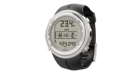 Suunto Dx Silver Elastomer Best Price Aussie Divers Phuket