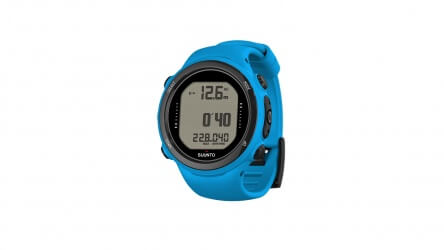 Suunto Novo D4i Blue Best Price Aussie Divers Phuket