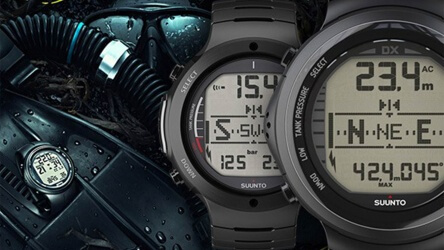 Suunto Watch Sized Dive Computers Aussie Divers Phuket