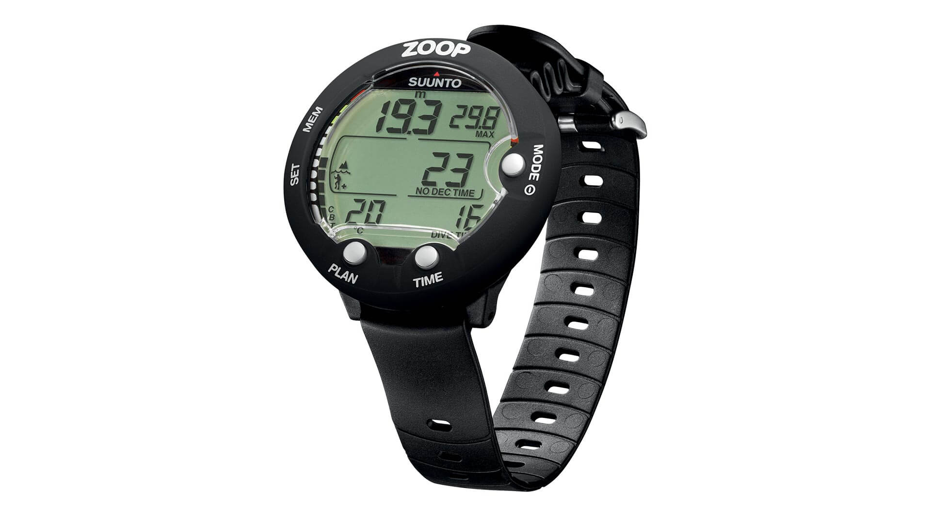 Suunto Zoop Black (Old Version)- THB 8,995 – Discontinued