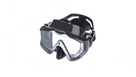 Scuba pro Crystal Vu Mask Scuba Diving Phuket